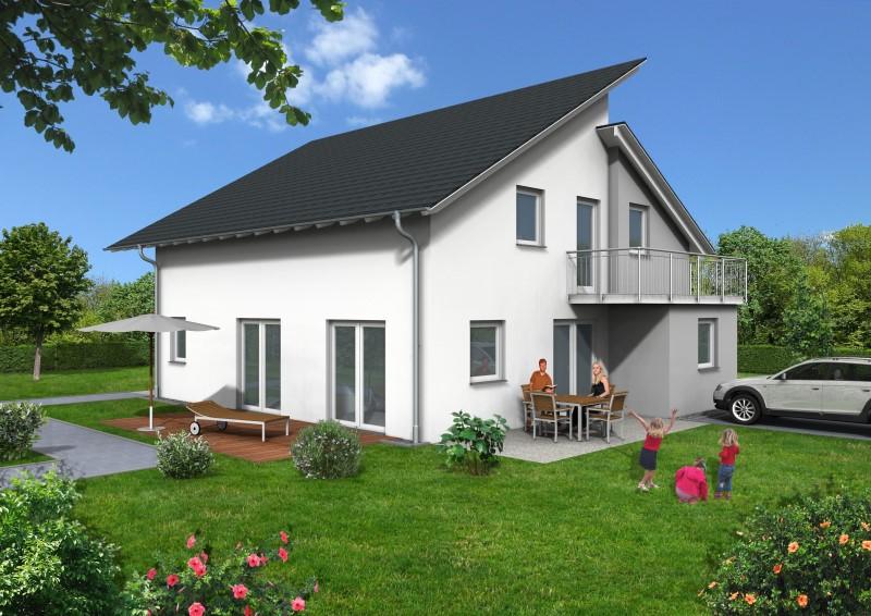 Holzhaus bauen holzhausbau musterhaus g nzburg for Holzhaus bauen